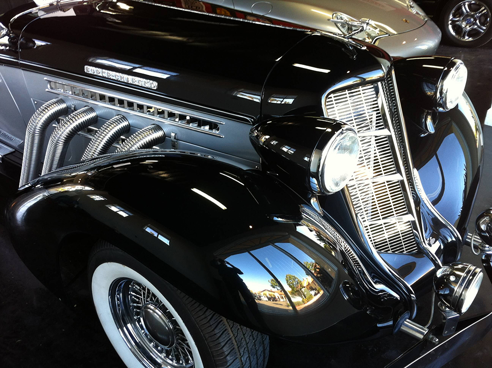 mobile detailing packages and services